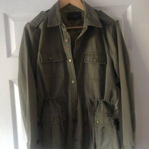 Blue Pepper Army Jacket